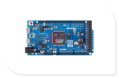 Italy original DUE R3 micro controller Board for Arduino, ARM core 32 bit AT91SAM3X8E 84 MHz no Data Cable Set tentazione due a3252 nero