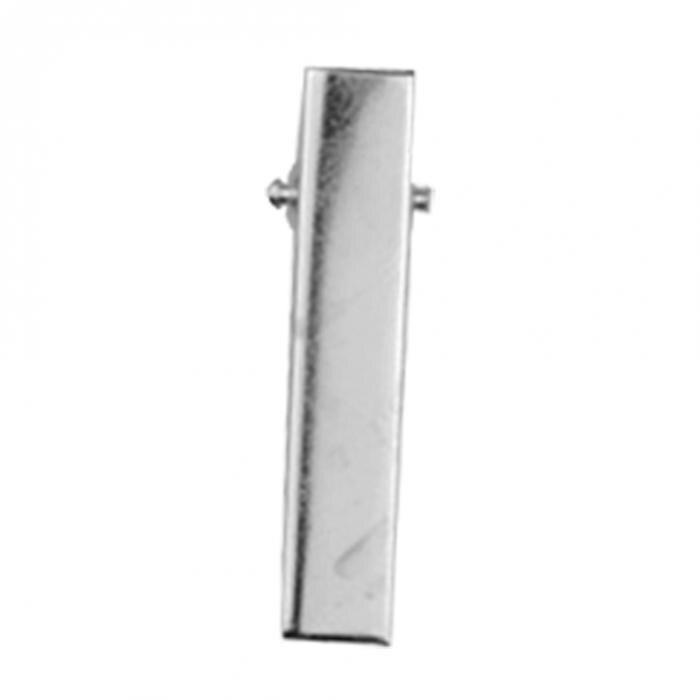 95mm único pino de metal jacaré grampos