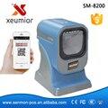 Image 2D Omni-directional Barcode Scanner Desktop Barcode Reader for all 1d and 2d barcodes SM-8200