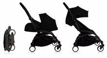 ORIGINAL OFFICIAL baby Stroller + newborn nb nest trolley pack poussette Folding baby stroller car bebek arabasi free 10gifts