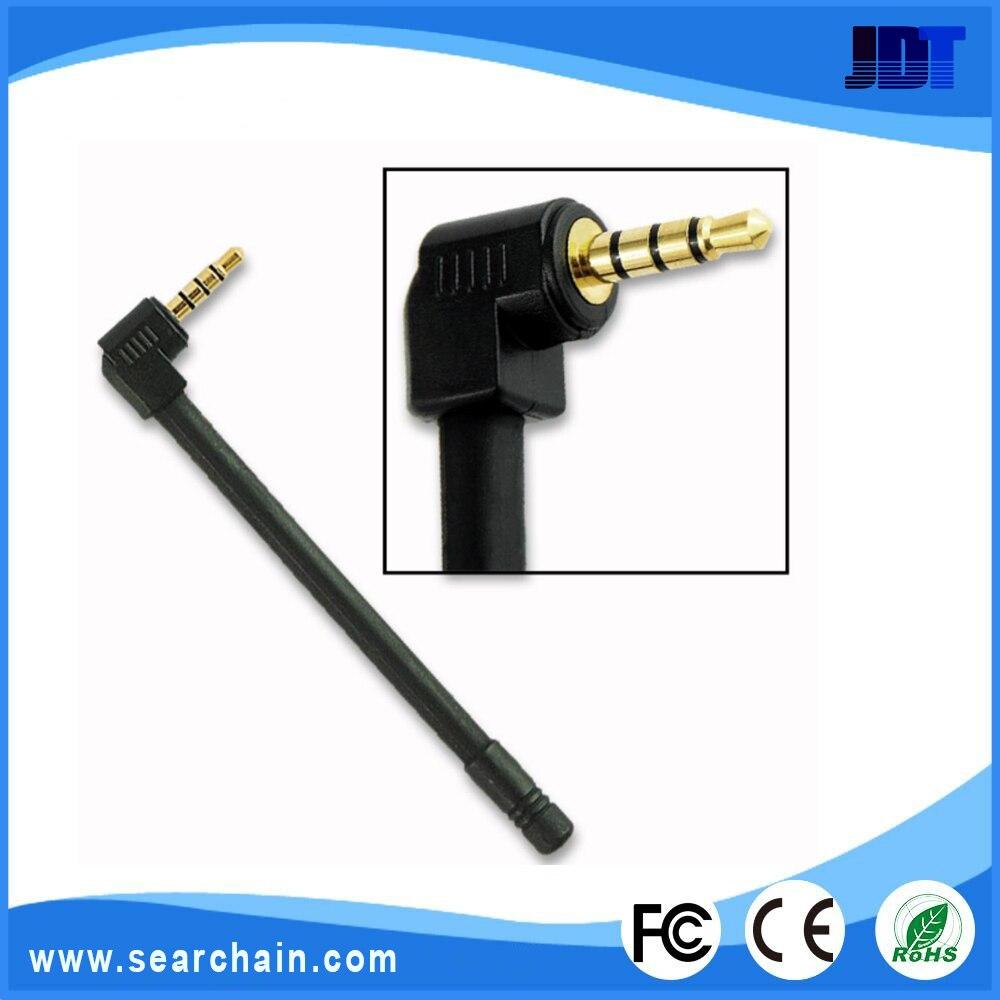 External FM radio antenna with 3.5mm headphone plug for mini ...
