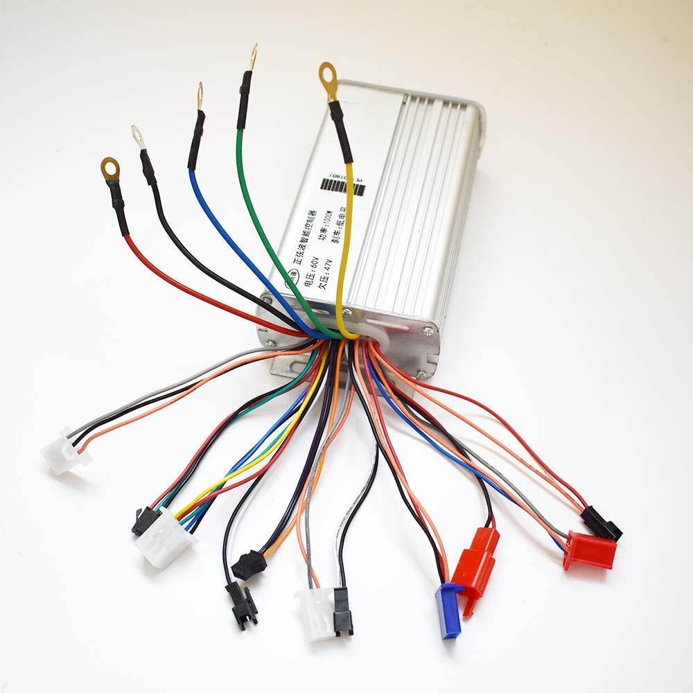 Citycoco Controller 1000W 60V