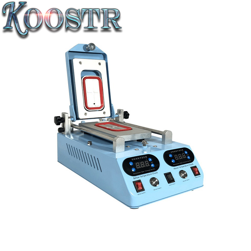 TBK 268-Separator-Machine Lcd-Screen-Frame Glass Bezel-Heating Automatic For Flat Genuine