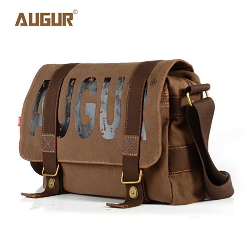 AUGUR Fashion Casual Shoulder Bags For Men Women Printing High Quality Crossbody Bag Male Travel Big Messenger Bags Briefcase стоимость