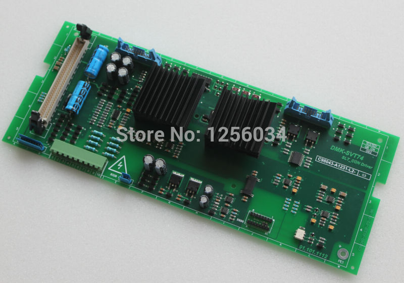 heidelberg MO machines power board SVT 91.101.1112 C98043-A1231 91.101.1112 басовый усилитель ampeg svt 3pro