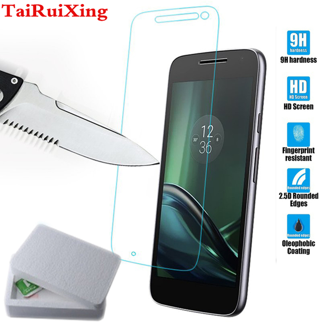Tempered Glass For Motorola Moto G4 G3 G2 G X2 X Play Style Screen Protector Cover Accessory For Moto G4 Plus E E2 X X2 Glass