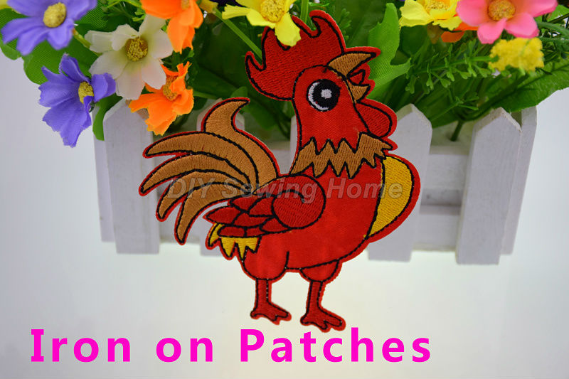 Big size Iron On  Patches appliques set , Made of Cloth Guaranteed 100% Quality Appliques,free shipping#2849
