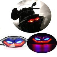 For Kawasaki Ninja 250 300 Z250 Z300 Motorcycle LED Tail Light Rear Lights With Turn Signal Light Ninja300 Ninja250 2013 2017