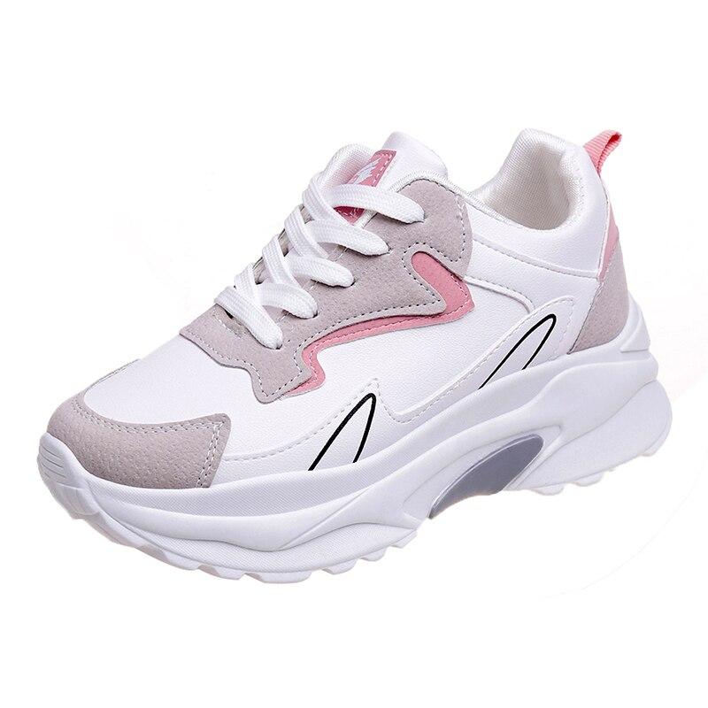 Women Vulcanized Shoes Spring Autumn Lac