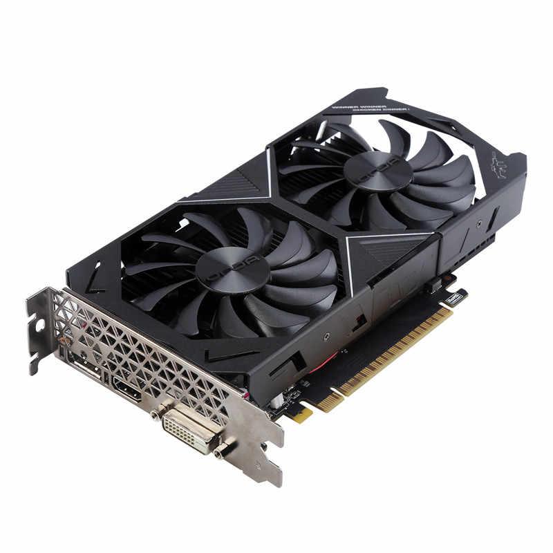 Hàng Mới Về HUANAN X79 cao cấp chơi game bo mạch chủ bộ làm mát E5 2640 RAM 64G DDR3 1333MHz RECC GTX1050ti 4G DDR5 Card