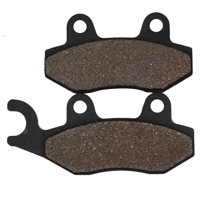 Cyleto Motorcycle Front Brake Pads for YAMAHA DT230 Lanza 91-98 TTR230 TTR 230 05-15 TTR250 TTR 250 1993-2005 WR 250 1991-1997 mfs motor motorcycle part front rear brake discs rotor for yamaha yzf r6 2003 2004 2005 yzfr6 03 04 05 gold