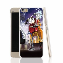 12877 rick and morty cell phone Cover Case for Xiaomi redmi hongmi red rice 1_1s 2 3 pro note