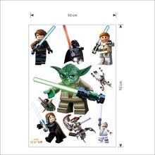 Star Wars Wall Stickers Decals Kids Room