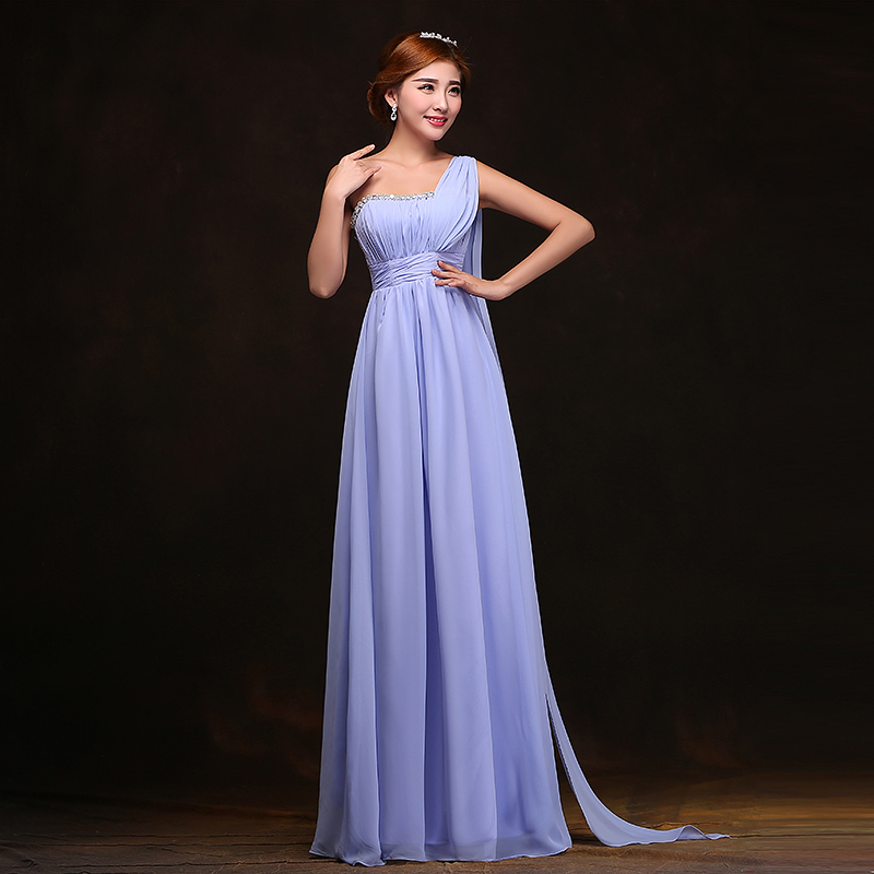 YMY001 latest long wedding party dress brautjungfernkleid corset ...
