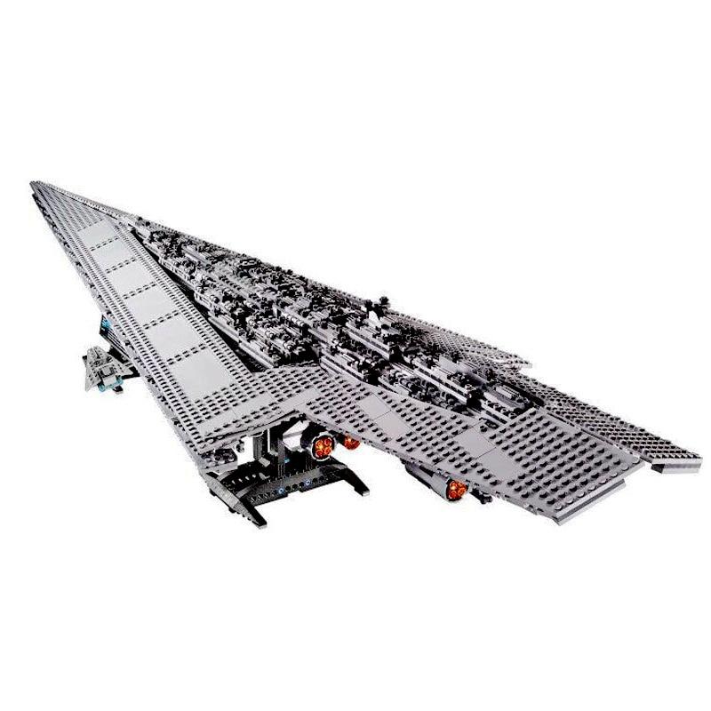 Lepin Star Wars Execytor Super Star Destroyer 3208 Pcs