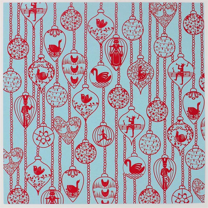 YPP CRAFT 6\'\' Acid Free Merry Christmas pattern Decorative ...