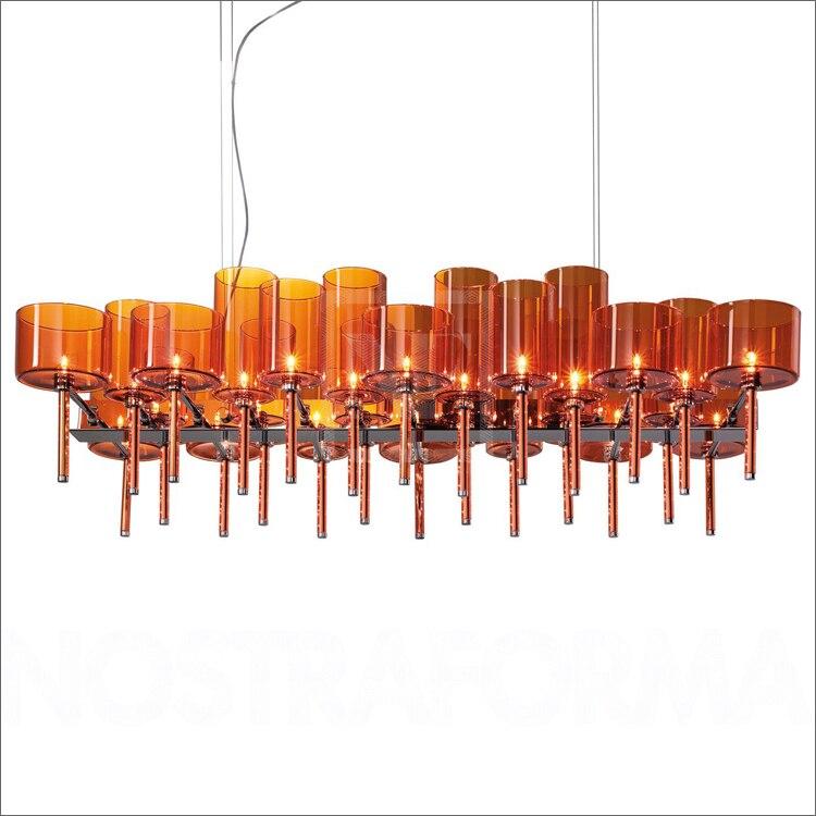 Spillray 26 люстра SP26 Мануэль Вивиан Axo Light столовая Стекло подвесные лампы освещения