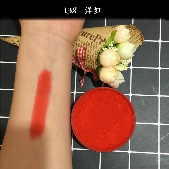 Red Matte Pigment Powder Cosmetic DIY Pigment