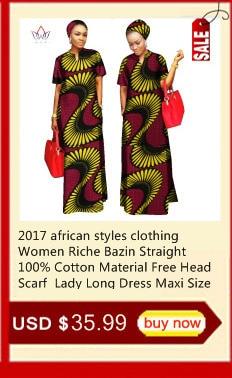 ef143831ce africano Dashiki africano bazin Vestido para As Mulheres Verão Vestido Maxi  Do Vintage O Pescoço vestido plus size roupas femininas Natural WY1539