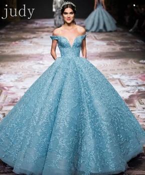 stock 5yards/bag   HL234# Pale blue foliage mesh wedding dress shimmer powder for bridal wedding dress/sawing Free shipping