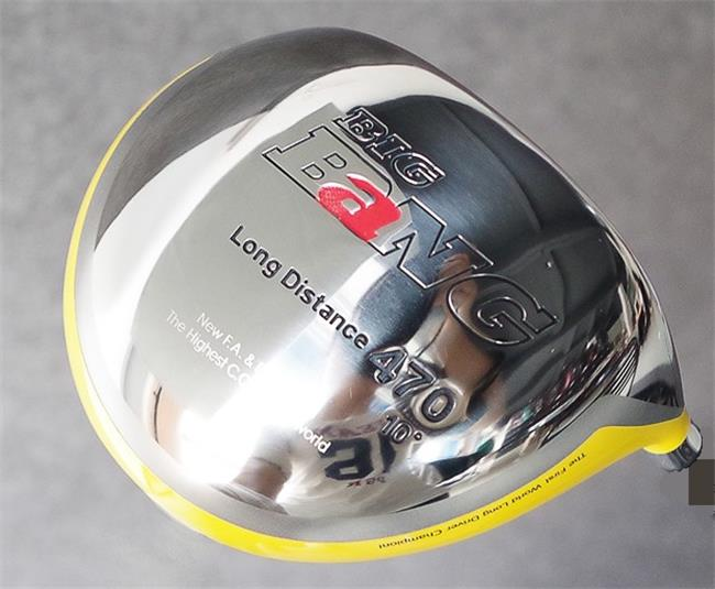 Playwell Titanium big bang golf driver head 2016 free shipping image