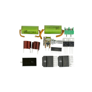 Image 4 - Aiyima LM3886 パワーアンプオーディオボード 2.0 チャンネルトップコンポーネントコレクターアンプボード diy キット 68Wx2