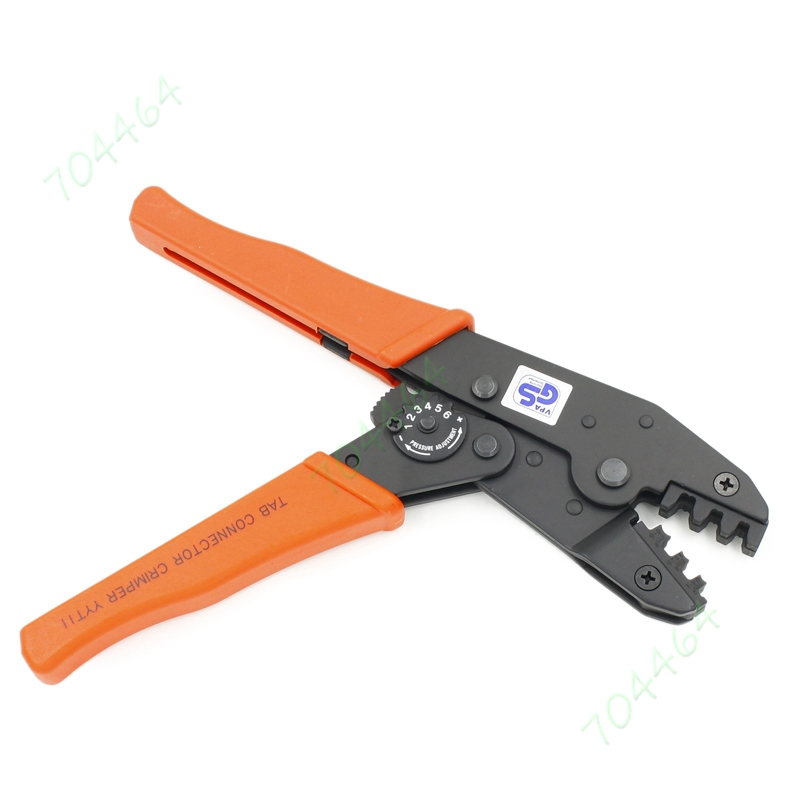 9 0 5 6 0mm 22 10 AWG Ratchet Crimping Tool TAB Connectors Pliers Crimper
