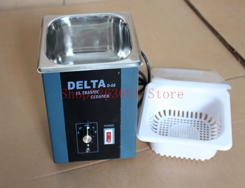 2L Jewelry Tools Ultrasonic Cleaner for Gold Silver 2l page 1