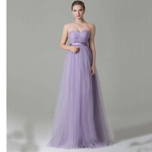 2017 The new Listing Formal Evening Robe De Soiree Evening Party Vestido De Festa Tulle Women Dress A Variety Of Ladies Wearing