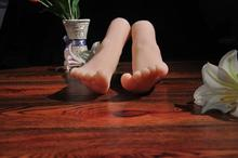 цена на High Quality Foot Mannequin Lifelike Model Foot For Sale Made In China