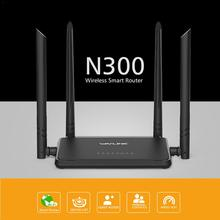 wavlink Wireless WiFi Router Smart Repeater/Router/AP 300Mbps With 4 External