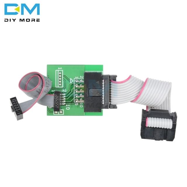 Загрузочный кабель Bluetooth 4,0 CC2540 zigbee CC2531 анализатора USB программист провод скачать Программирование разъем платы