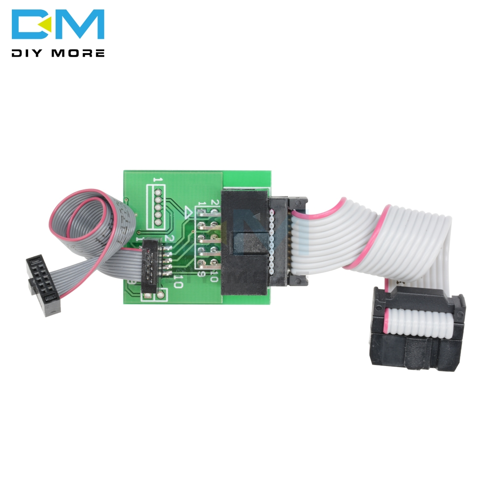 Downloader Cable Bluetooth 4.0 CC2540 Zigbee CC2531 Sniffer USB Programmer Wire Download Programming Connector Board