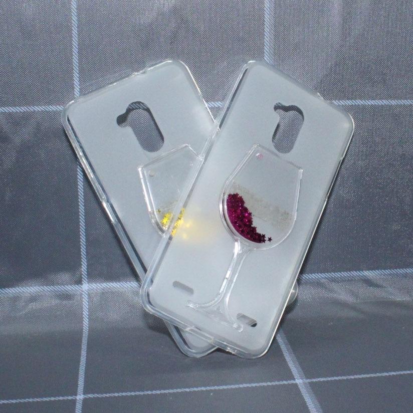 Girls Glitter Dynamic Liquid Quicksand Case For ZTE Blade V7 Lite 5.0'' Cover Soft Silicone Cases Capa
