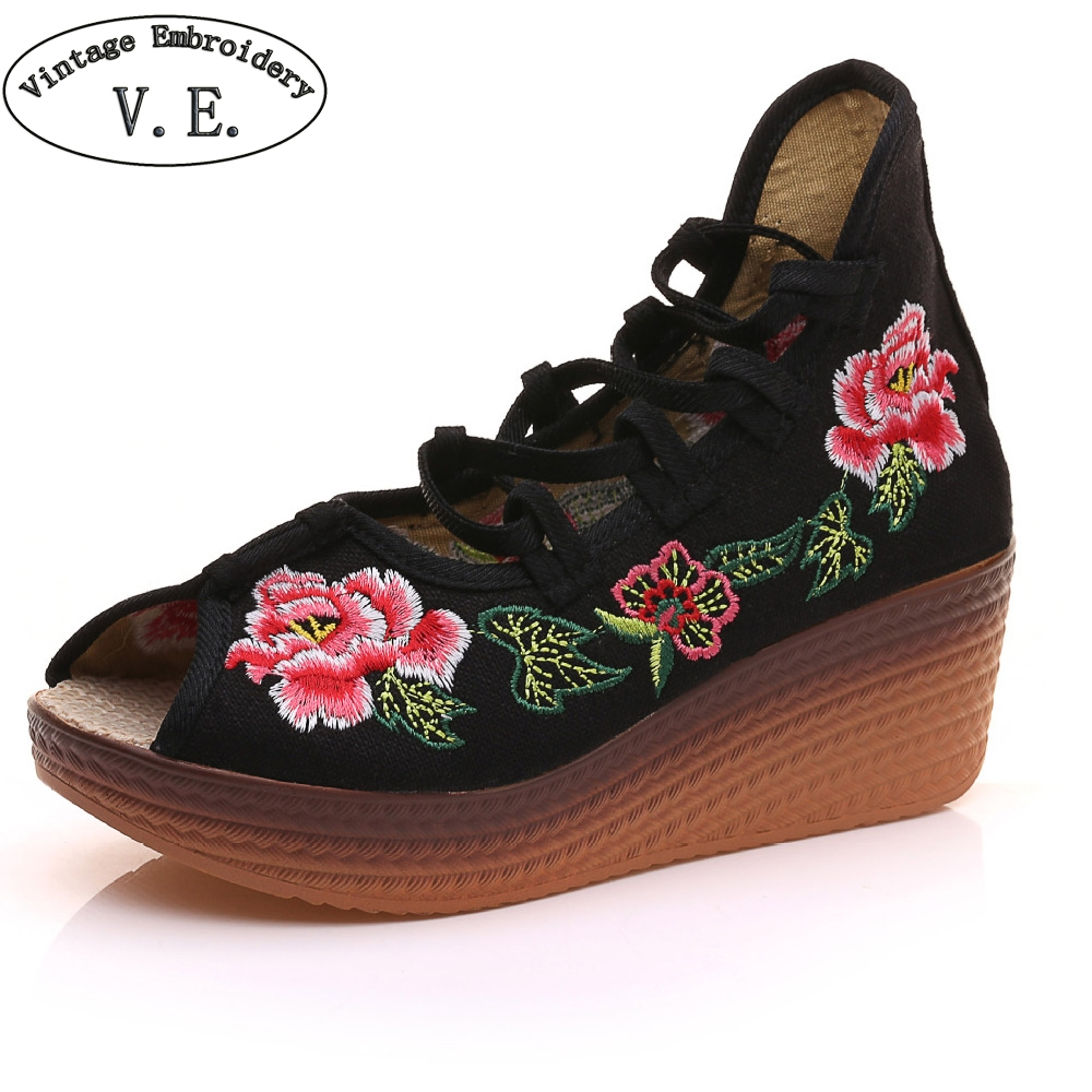 Summer Embroidery Wo...