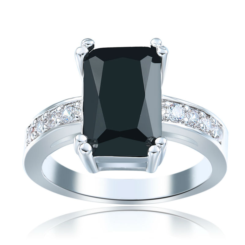 jade to store solid the ring band rings narrow welcome black