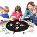 Kinder Interaktive speicher Passende Spiel TOI finden es mit kleine taschenlampe familie Party Lustige Puzzle bord Spiel Bildung spielzeug