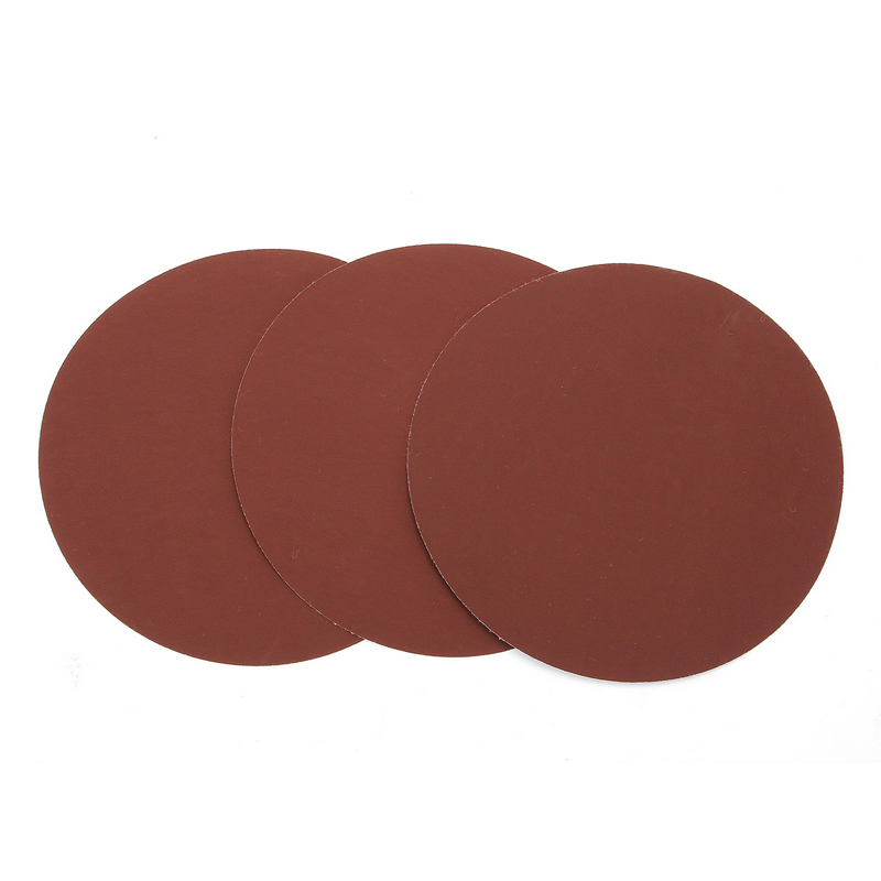 10Pcs 6 Inch Sanding Disc 2000 Grit Hook And Loop Wet Or Dry Autobody Sanding Discs Sanding Paper For Abrasive Tools