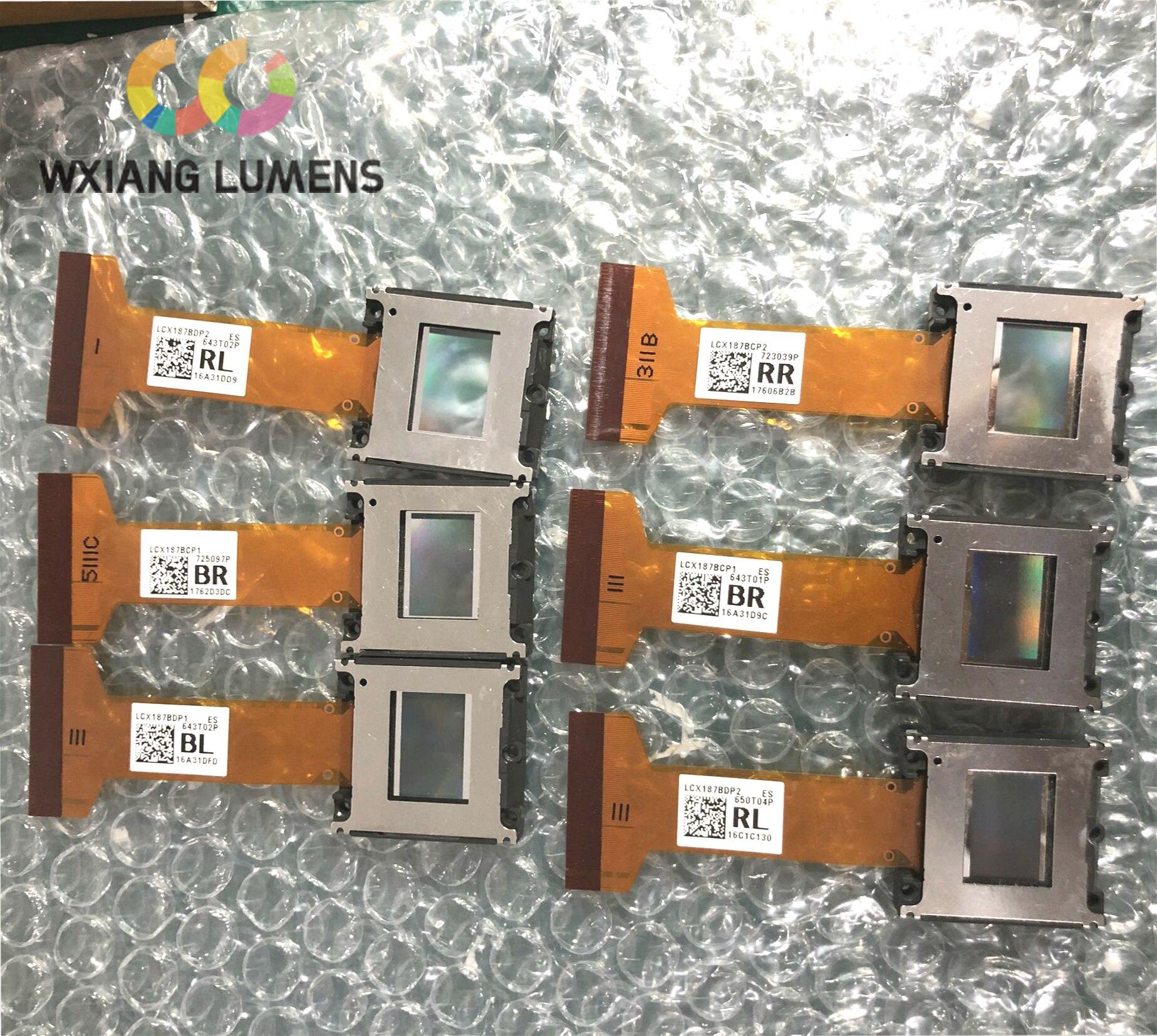 Projector LCD Panel Board HTPS Matrix Panels LCX187 Fit for SONY 1pieceProjector LCD Panel Board HTPS Matrix Panels LCX187 Fit for SONY 1piece