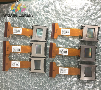Projector LCD Panel Board HTPS Matrix Panels LCX187 Fit for SONY 1piece