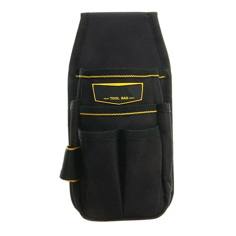 New Electrician Tool Bag Waist Pocket Pouch Belt Tool Storage Holder Maintenance Tools Screwdriver Pliers Storage Bag