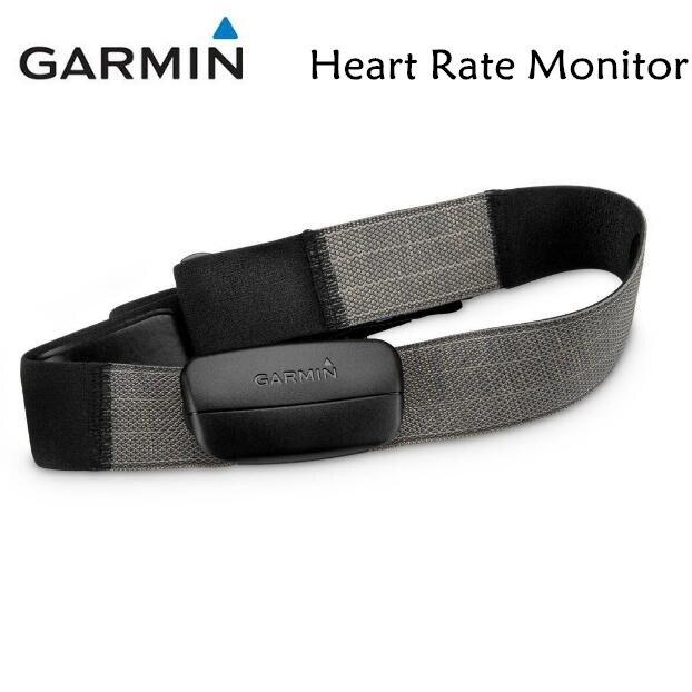 Partes Garmin Prémio Monitor de Freqüência Cardíaca Cinta Macia para Edge 305 500 510 520 705 Fenix3 735XT 800 810 820 935 1000 partes