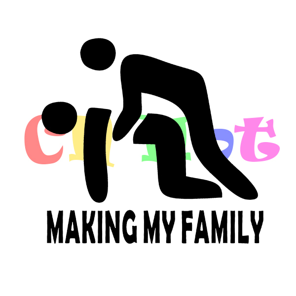 New Making My Family Stick Figure Vinyl Decals Funny Car Truck Suv - Vinyl decals for my car