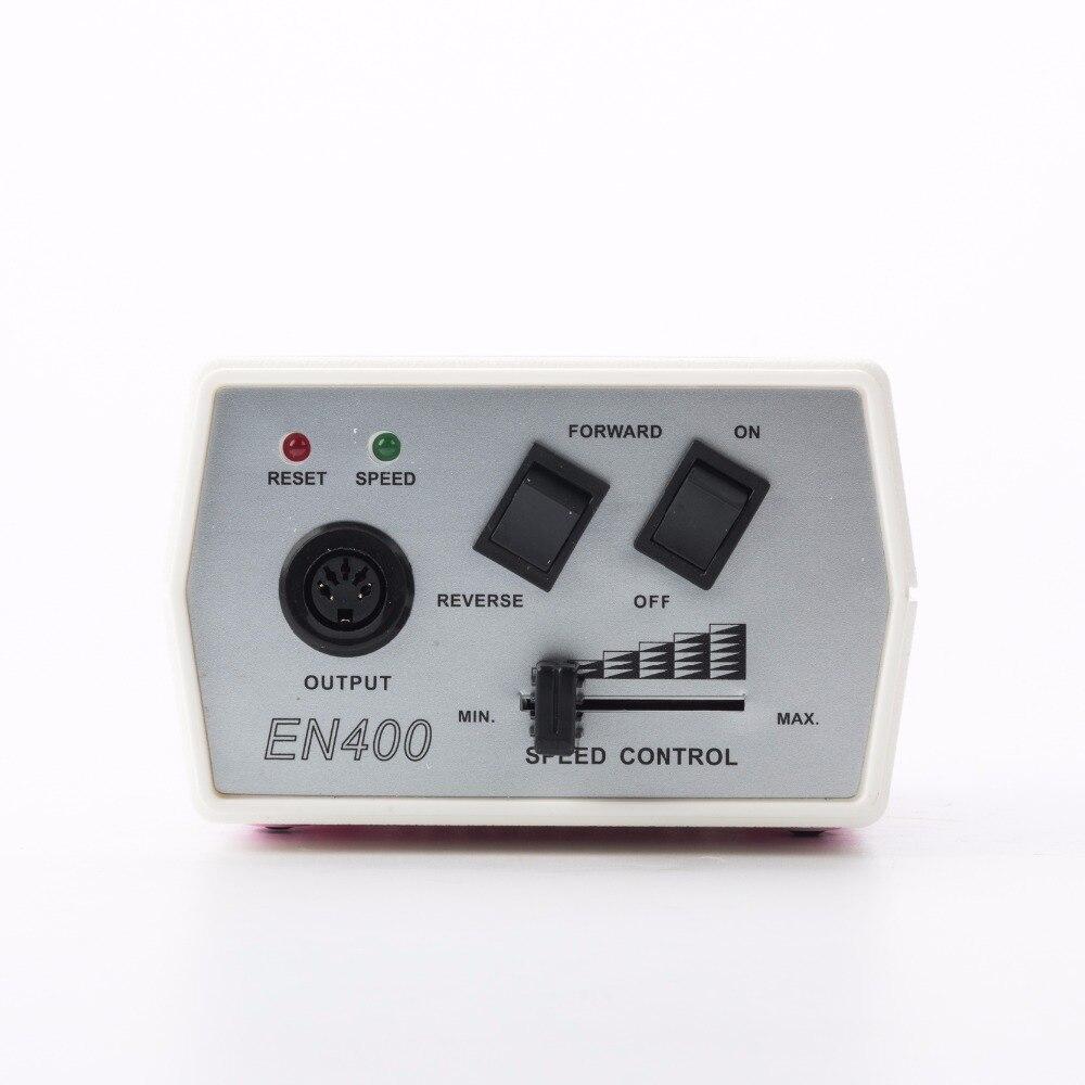 35 W EN400 Pro clavo eléctrico máquina de perforación de Arte de uñas de manicura pedicura archivos eléctrico manicura taladro y accesorio - 6