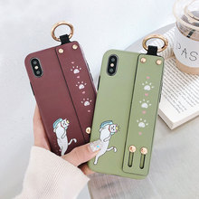 MA The Retro Funny Woman Style Soft Silicone Wristband Phone Case Cover For Huawei P20 Pro P30 Honor 9 10