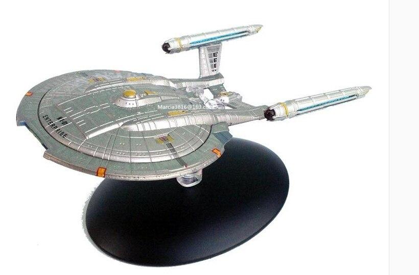 Science Fiction star trek NX-01 spaceship model
