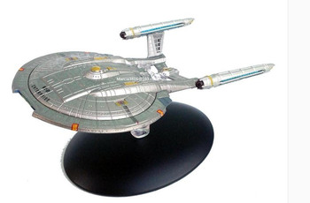Science Fiction star trek NX-01 spaceship model
