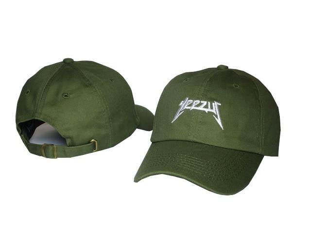 8ef9b049 Green Yeezus Cap Hat Yeezy Boost snapback baseball cap for men and women  best gift idea
