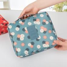 Waterproof Storage Bag Travel Organizer Set Zip Packs Cosmetic Package Portable Double Layer Eco Multifunctional Wash