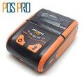 IMP002 impresora al aire libre, mini impresora térmica, impresora Bluetooth Android Impresora bluetooth y Puerto USB, para el restaurante y compras mercado